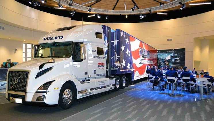 71 Concept of Volvo Trucks 2020 Specs by Volvo Trucks 2020