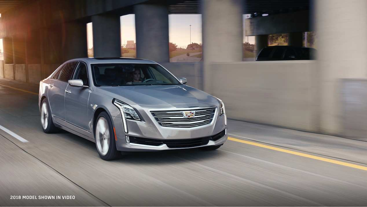 71 Gallery of 2019 Cadillac Self Driving First Drive by 2019 Cadillac Self Driving