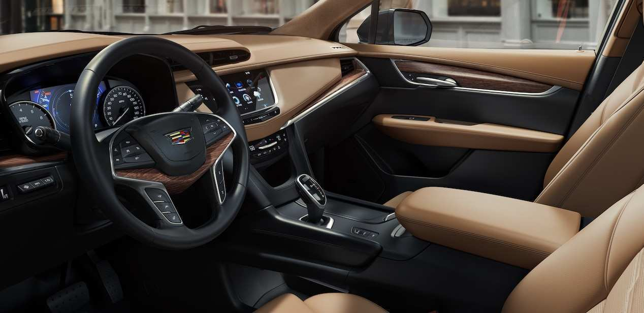 71 Gallery of 2019 Cadillac Srx Redesign for 2019 Cadillac Srx