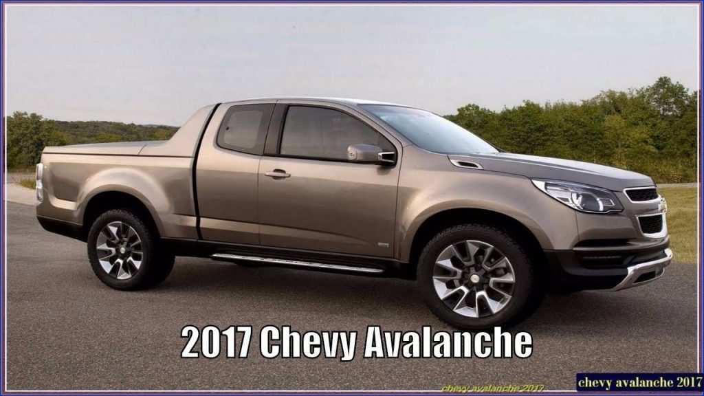 71 Gallery of 2019 Chevrolet Avalanche Exterior and Interior with 2019 Chevrolet Avalanche