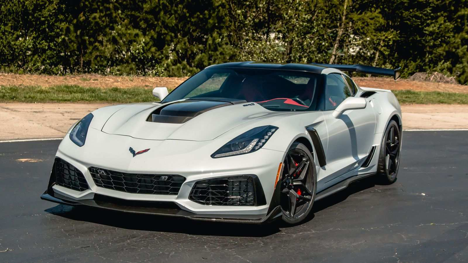 71 Gallery of 2019 Chevrolet Corvette Zr1 Redesign for 2019 Chevrolet Corvette Zr1