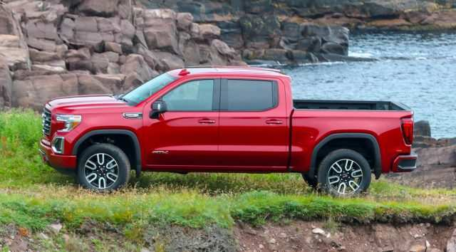 71 Gallery of 2019 Gmc New Tailgate Concept by 2019 Gmc New Tailgate