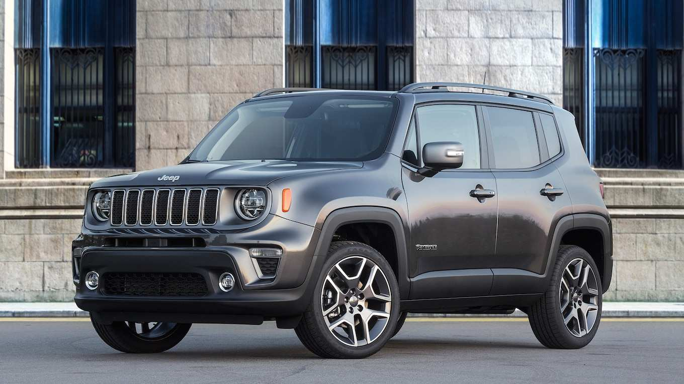 71 Gallery of 2019 Jeep Renegade Review Spesification with 2019 Jeep Renegade Review