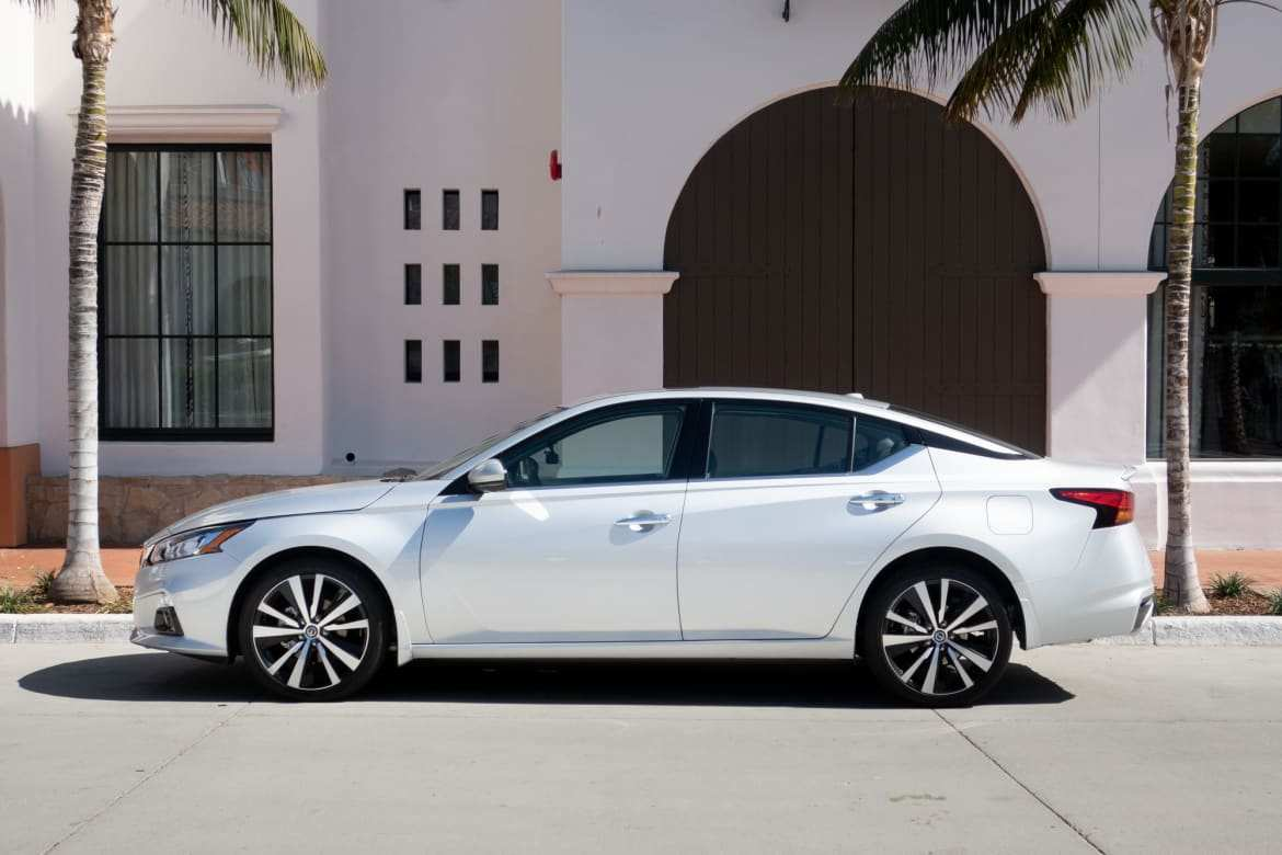 71 Gallery of 2019 Nissan Altima News Reviews by 2019 Nissan Altima News