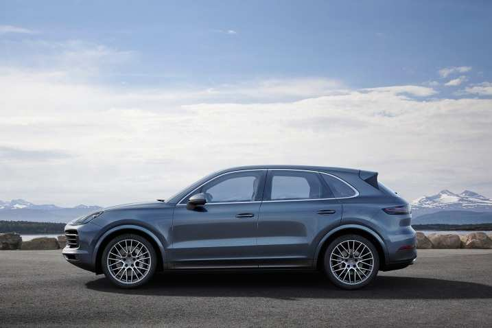 71 Gallery of 2019 Porsche Cayenne First Look Release for 2019 Porsche Cayenne First Look