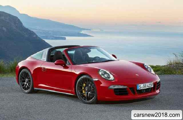 71 Gallery of 2019 Porsche Targa Gts Redesign and Concept by 2019 Porsche Targa Gts