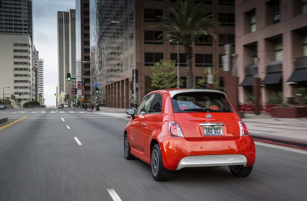 71 Gallery of 2020 Fiat 500E Reviews by 2020 Fiat 500E