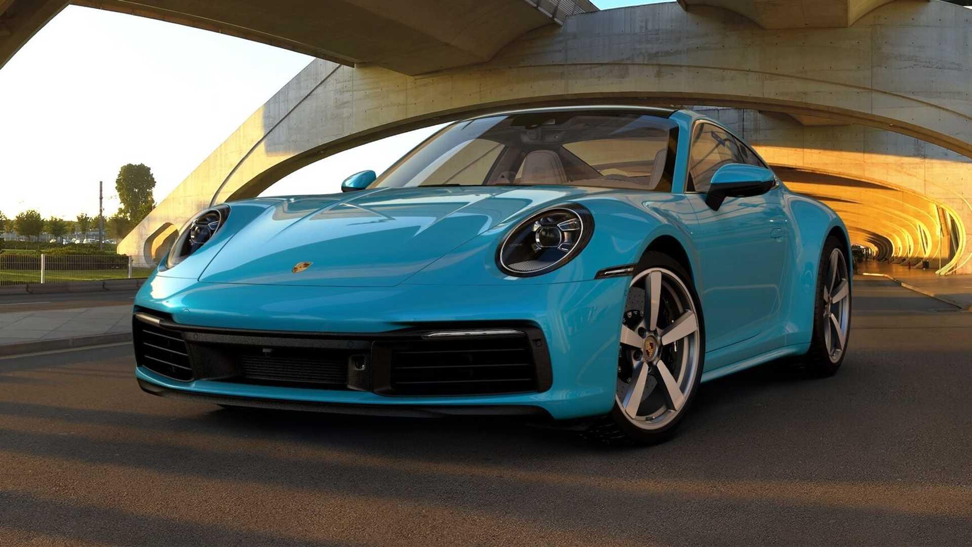 71 Gallery of Porsche Targa 2020 Interior for Porsche Targa 2020
