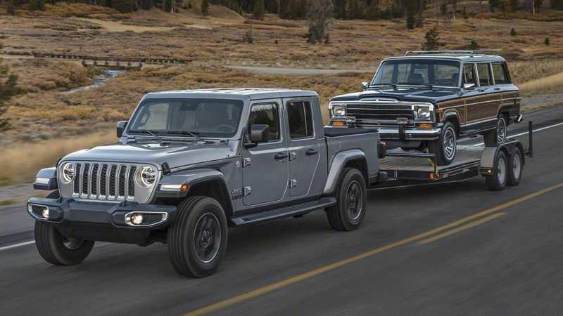 71 Great 2019 Jeep Diesel Truck Price by 2019 Jeep Diesel Truck
