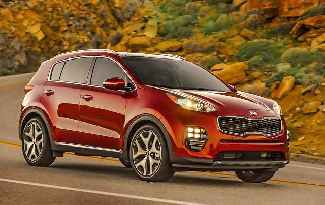 71 Great 2019 Kia Sportage Redesign Ratings for 2019 Kia Sportage Redesign