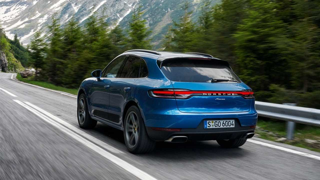 71 Great 2019 Porsche Macan Specs and Review with 2019 Porsche Macan