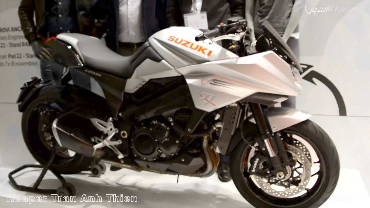 71 Great 2019 Suzuki Katana Release for 2019 Suzuki Katana