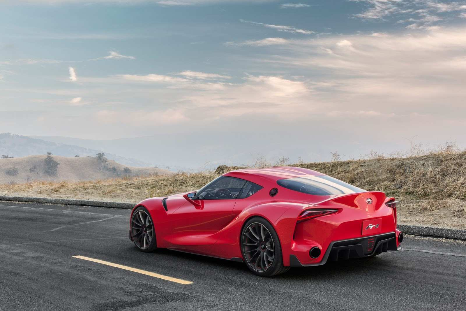 71 Great 2019 Toyota Ft1 Exterior with 2019 Toyota Ft1