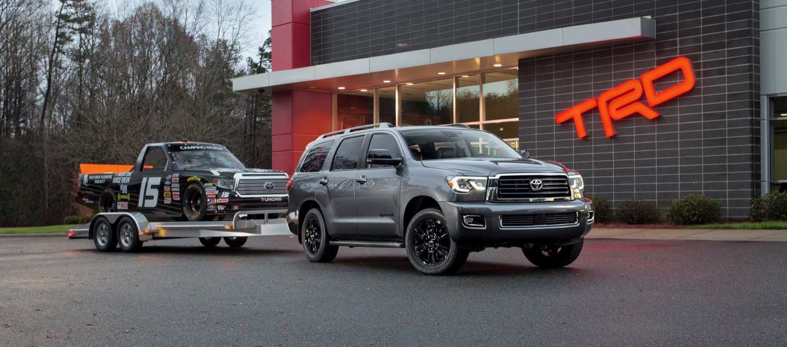 71 Great 2019 Toyota Sequoia Review Style with 2019 Toyota Sequoia Review