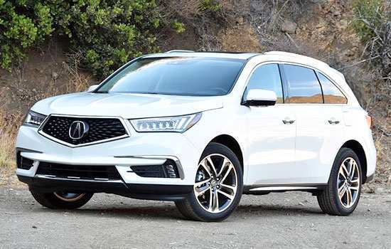 71 New 2019 Acura Rdx Changes Pictures with 2019 Acura Rdx Changes