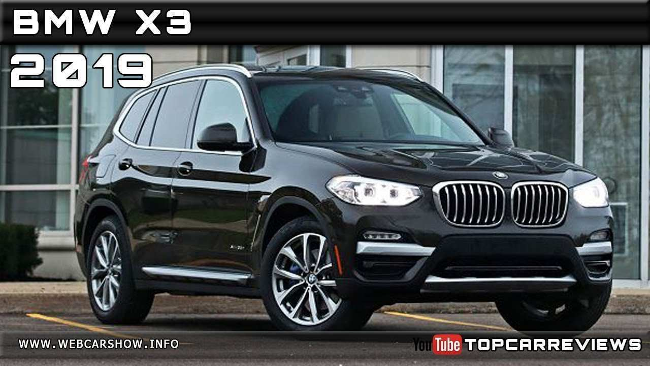 71 New 2019 Bmw X3 Release Date Spesification for 2019 Bmw X3 Release Date