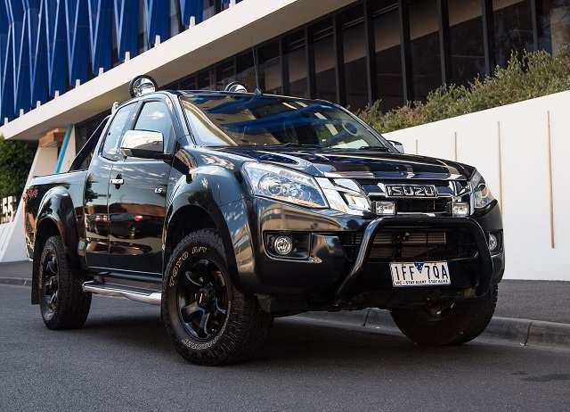 71 New 2019 Isuzu Pickup Truck Performance by 2019 Isuzu Pickup Truck