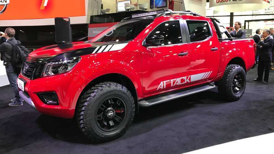 71 New 2019 Nissan Frontier Attack Redesign with 2019 Nissan Frontier Attack