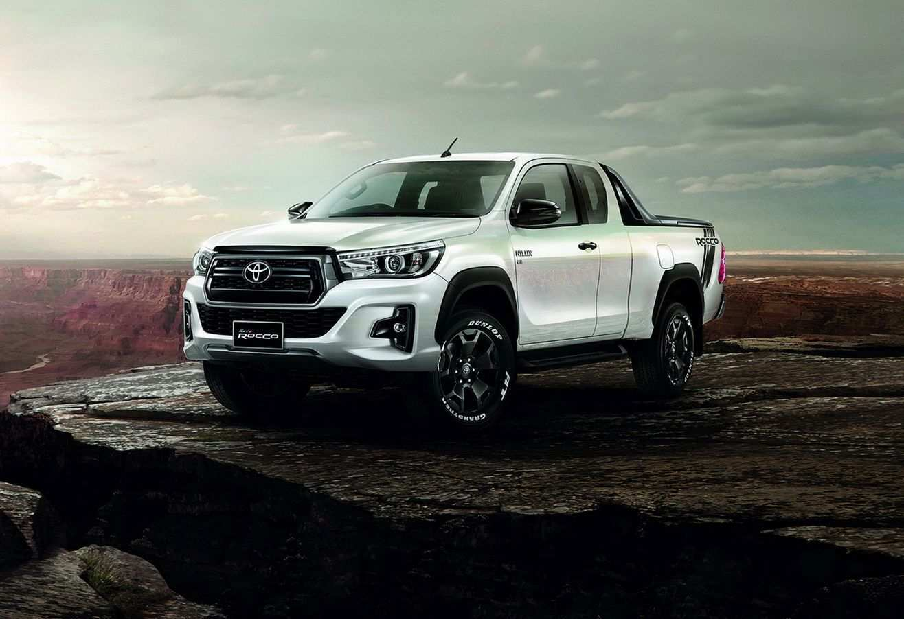 71 New 2019 Toyota Hilux Facelift Redesign by 2019 Toyota Hilux Facelift