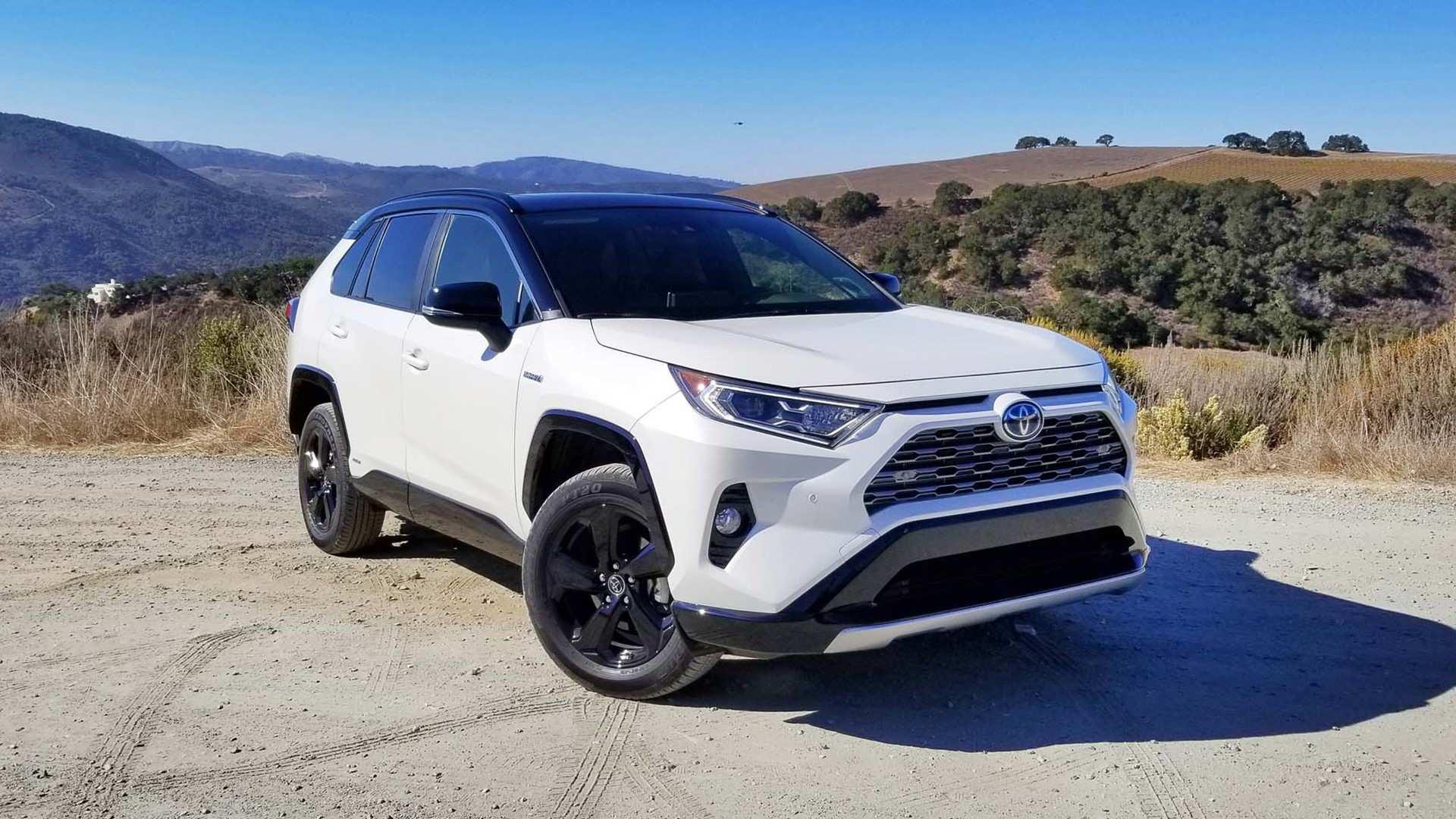 71 New 2019 Toyota Rav4 Overview for 2019 Toyota Rav4