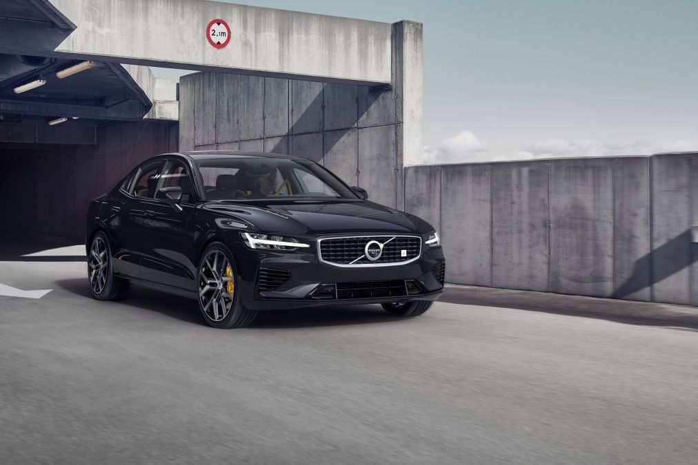 71 New 2019 Volvo V60 Polestar Spy Shoot for 2019 Volvo V60 Polestar