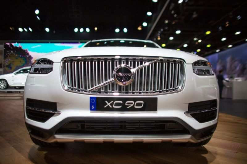 71 New 2019 Volvo Xc90 Release Date Spy Shoot for 2019 Volvo Xc90 Release Date