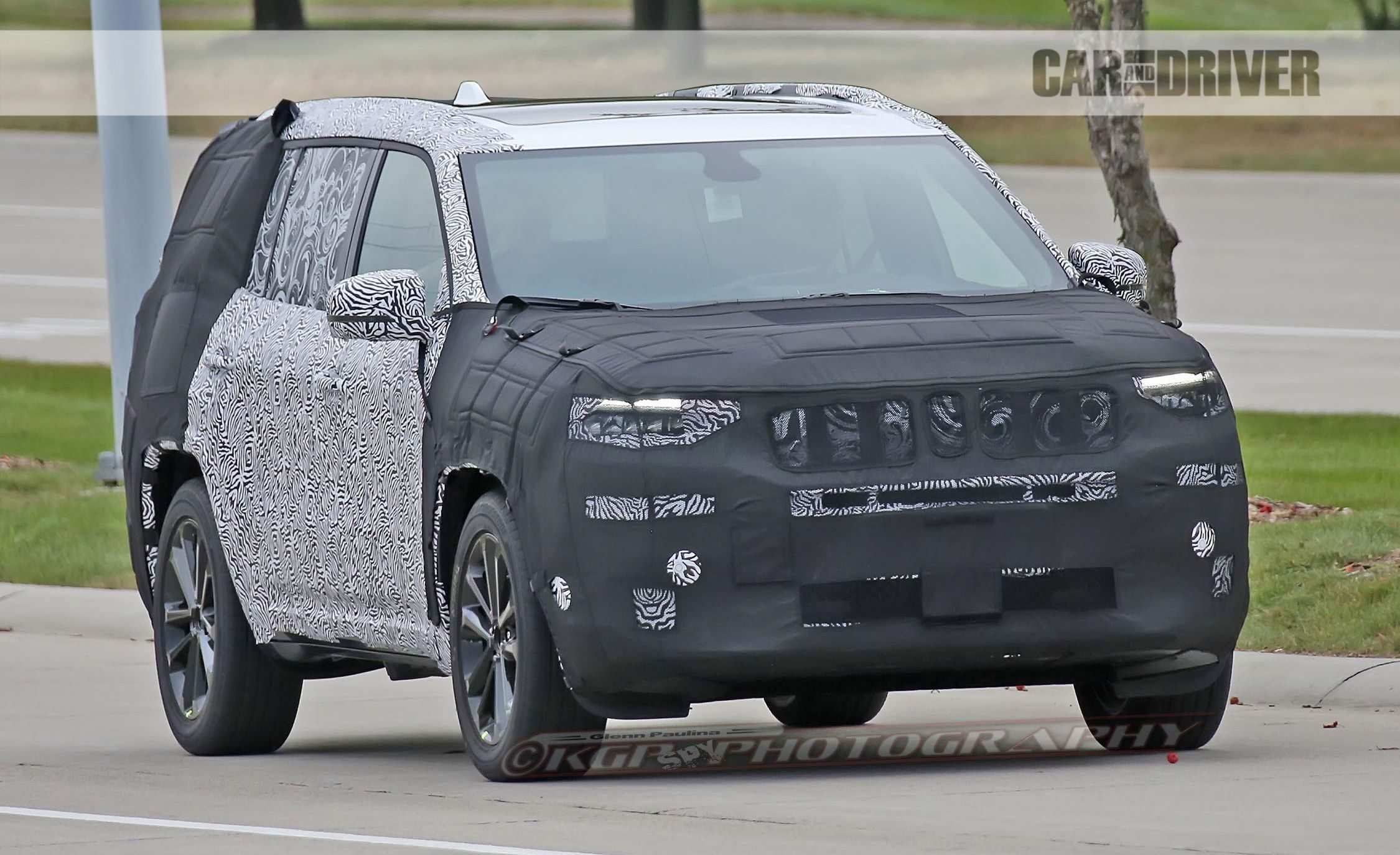71 New 2020 Chrysler Suv First Drive by 2020 Chrysler Suv
