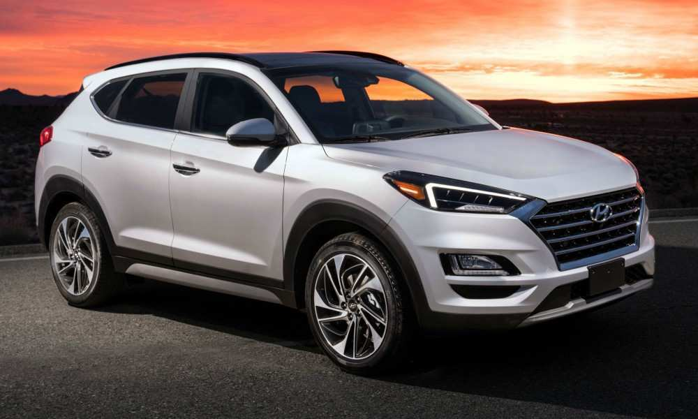 71 New Hyundai Tucson 2019 Facelift Redesign by Hyundai Tucson 2019 Facelift