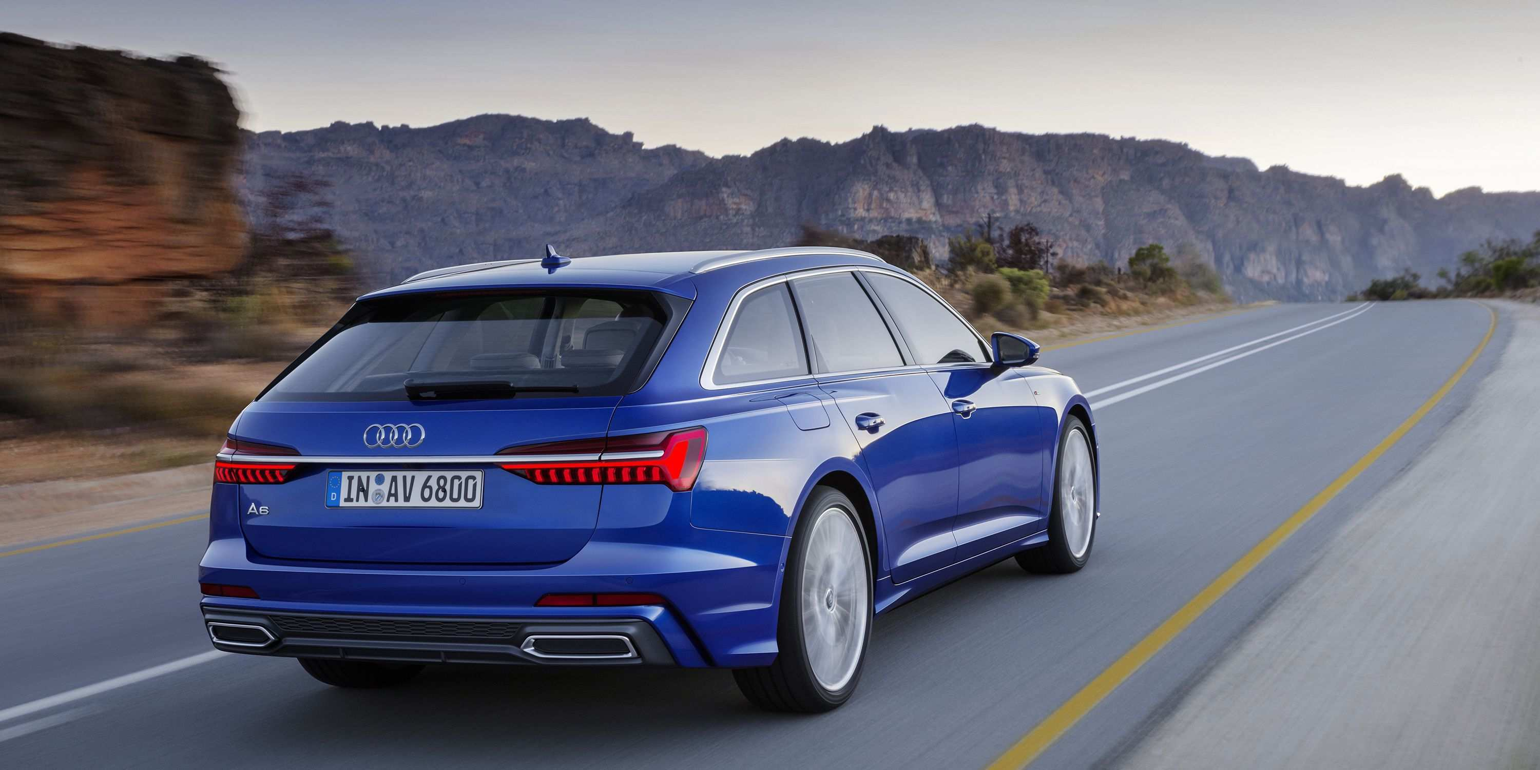 71 The 2019 Audi Wagon Usa Picture for 2019 Audi Wagon Usa
