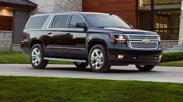 71 The 2019 Chevrolet Suburban Rst Configurations by 2019 Chevrolet Suburban Rst
