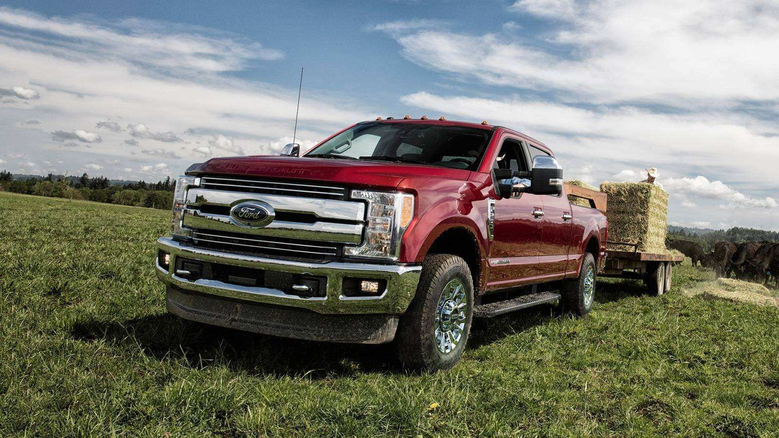 71 The 2019 Ford Diesel Exterior with 2019 Ford Diesel