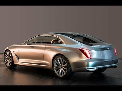 71 The 2019 Genesis G80 Concept by 2019 Genesis G80