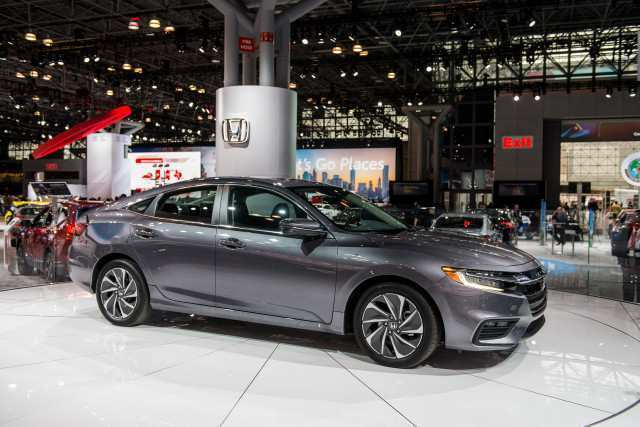 71 The 2019 Honda Electric Car Exterior and Interior by 2019 Honda Electric Car