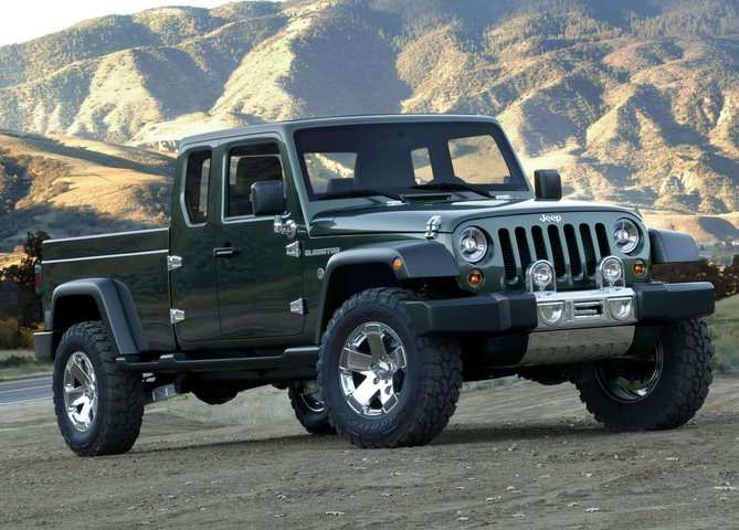 71 The 2019 Jeep Ute Exterior and Interior with 2019 Jeep Ute