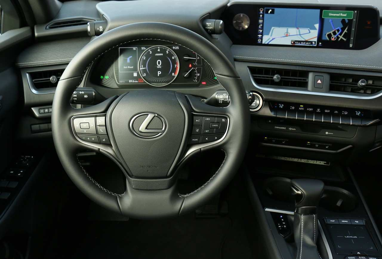 71 The 2019 Lexus Ux Interior Rumors by 2019 Lexus Ux Interior