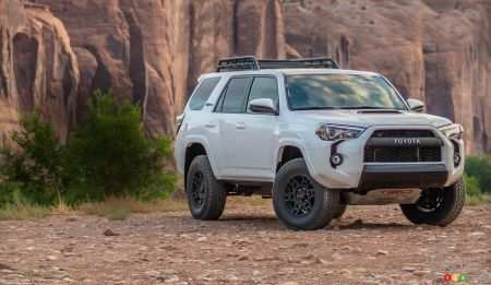 71 The 2019 Toyota 4Runner News Interior for 2019 Toyota 4Runner News