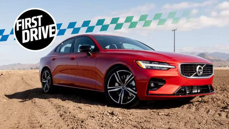 71 The 2019 Volvo S60 Polestar Spy Shoot with 2019 Volvo S60 Polestar