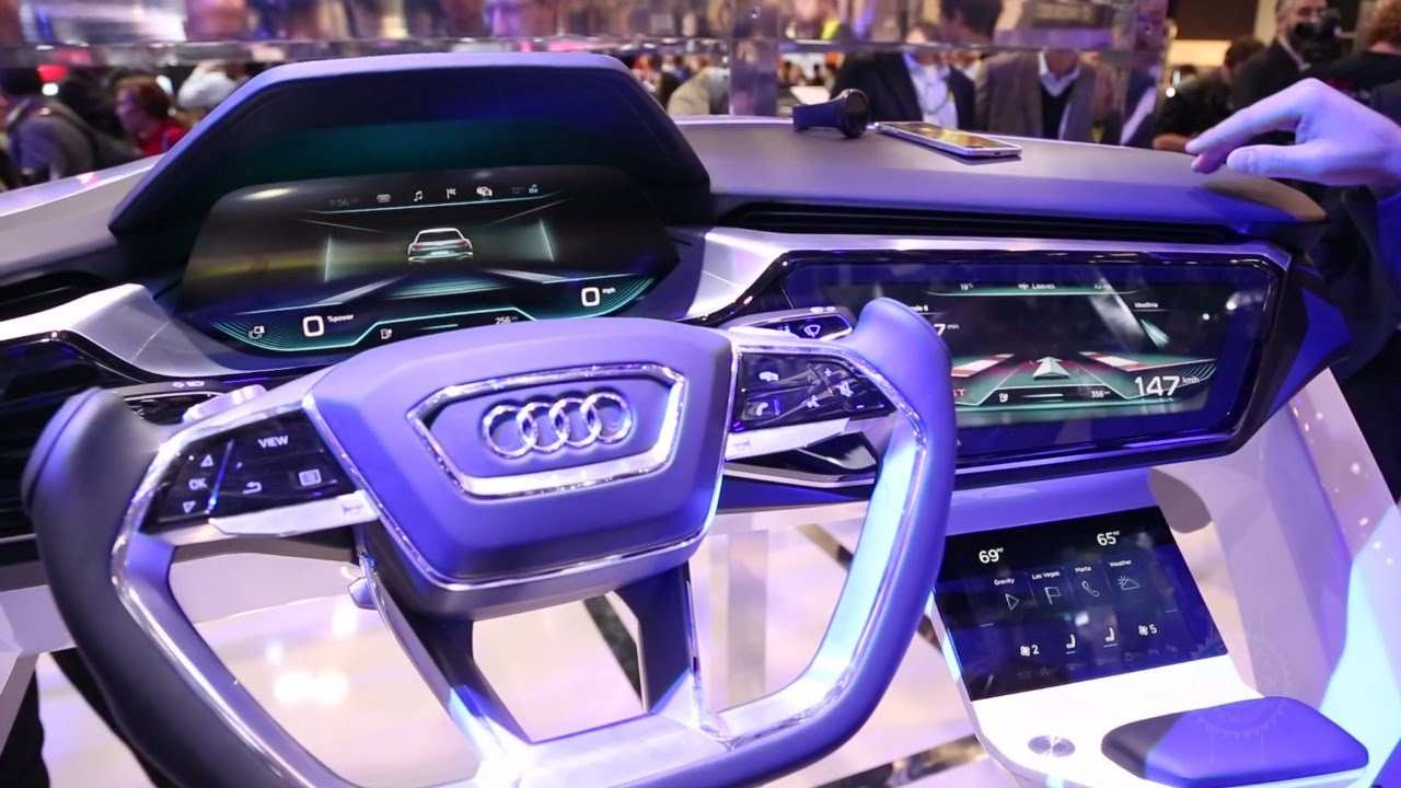 71 The 2020 Audi Uno Concept Interior by 2020 Audi Uno Concept