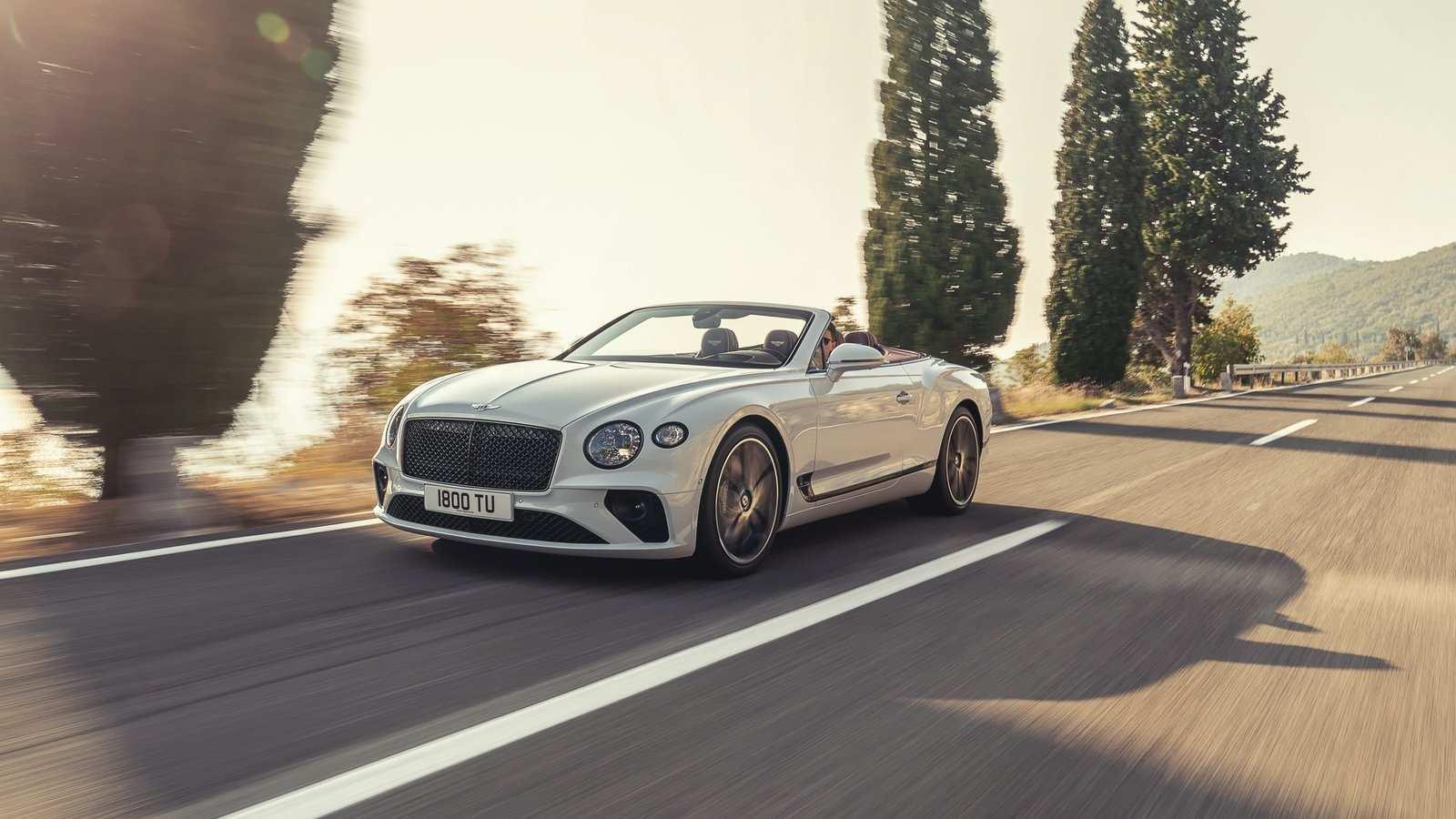 71 The 2020 Bentley Gt New Concept for 2020 Bentley Gt