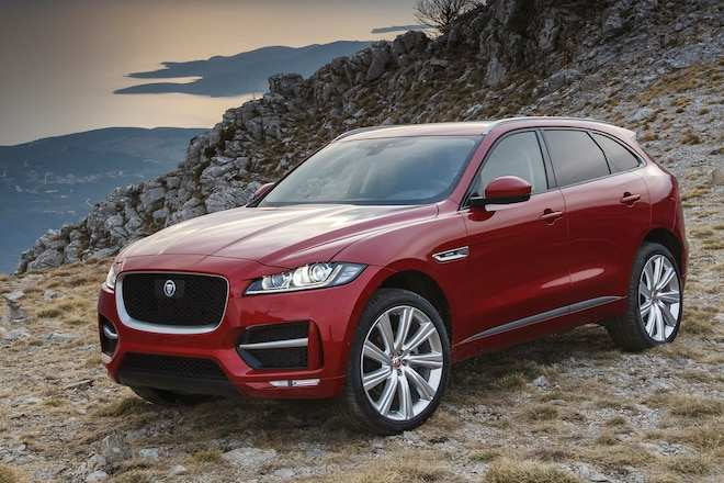 71 The Jaguar 2019 F Pace Concept with Jaguar 2019 F Pace