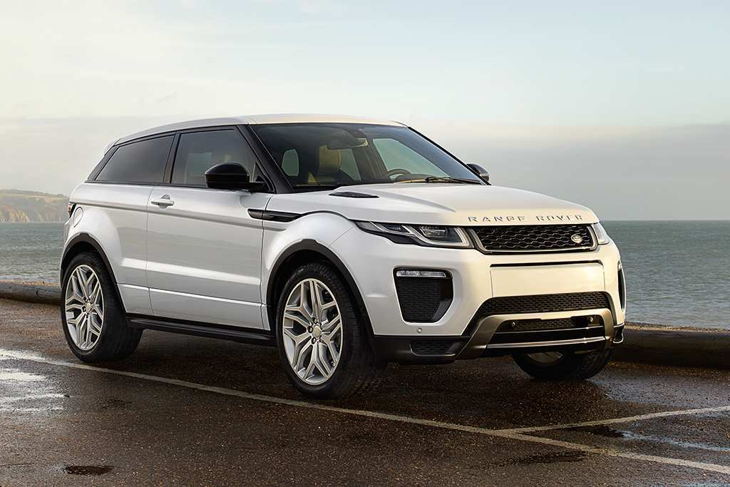 71 The New Land Rover Evoque 2019 Spy Shoot with New Land Rover Evoque 2019