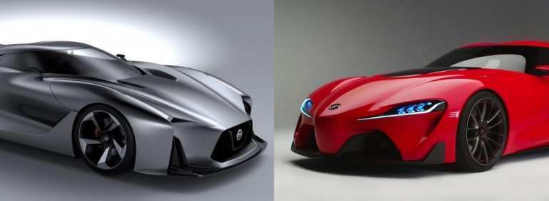 71 The Nissan 2020 Vision Gt Spy Shoot for Nissan 2020 Vision Gt