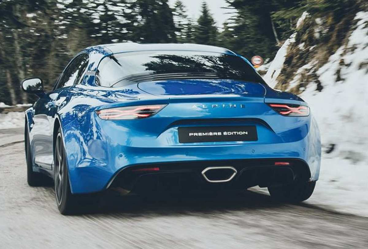 71 The Renault Alpine 2019 Ratings for Renault Alpine 2019