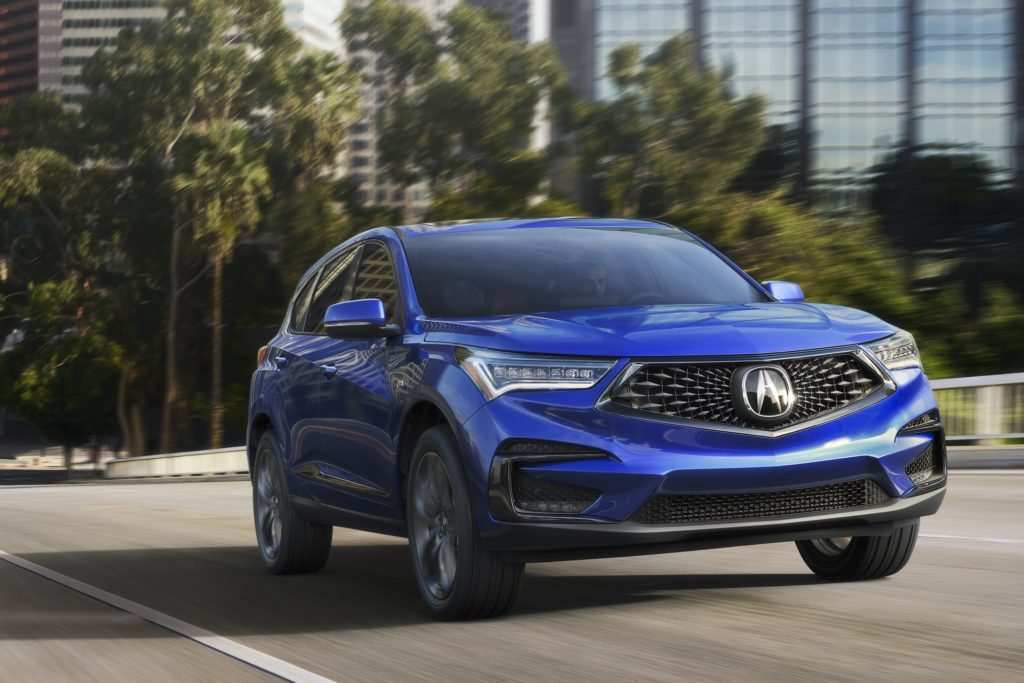 72 All New 2019 Acura Rdx Concept Model for 2019 Acura Rdx Concept
