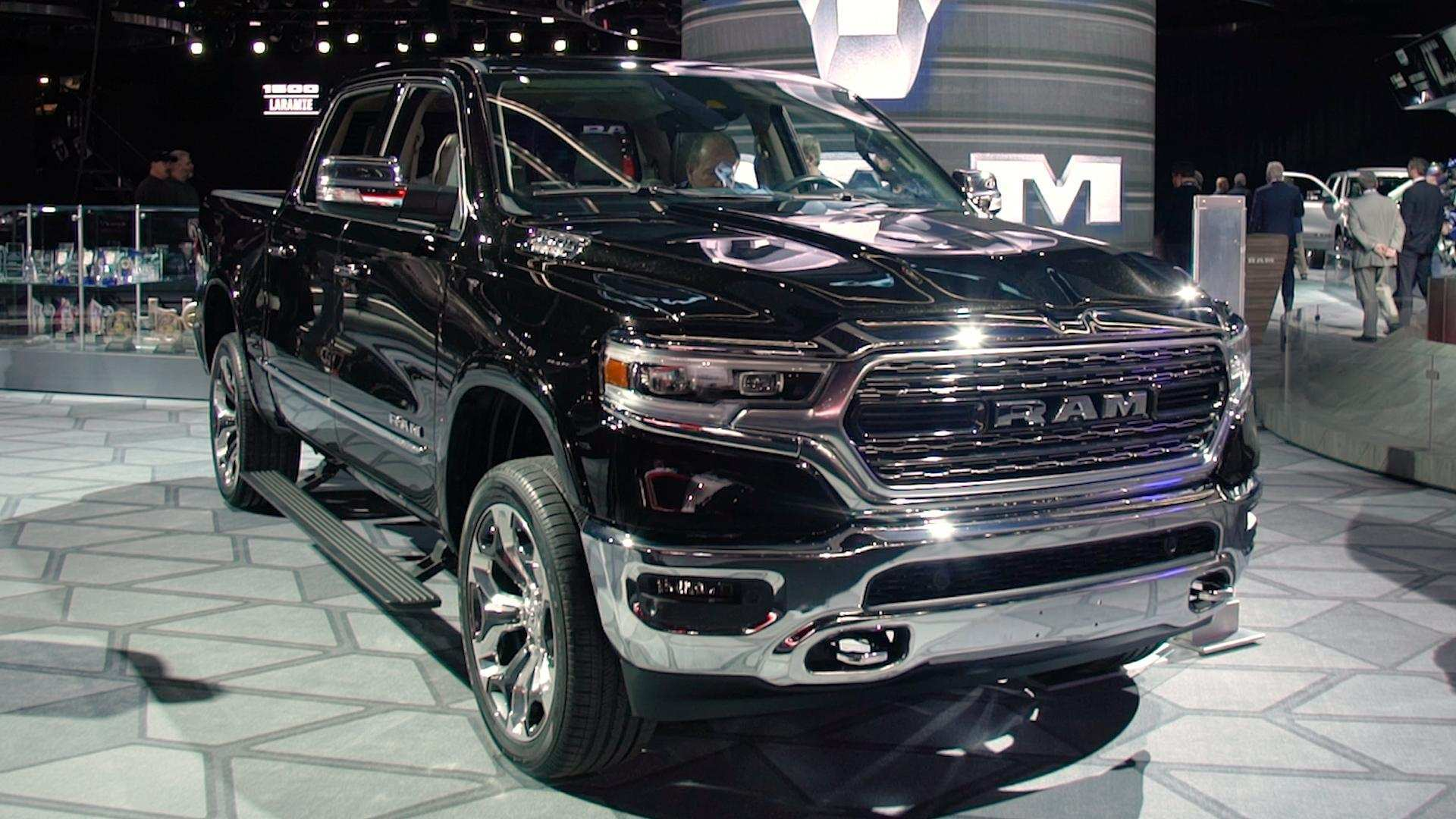 72 All New 2019 Dodge Ram Laramie Specs for 2019 Dodge Ram Laramie