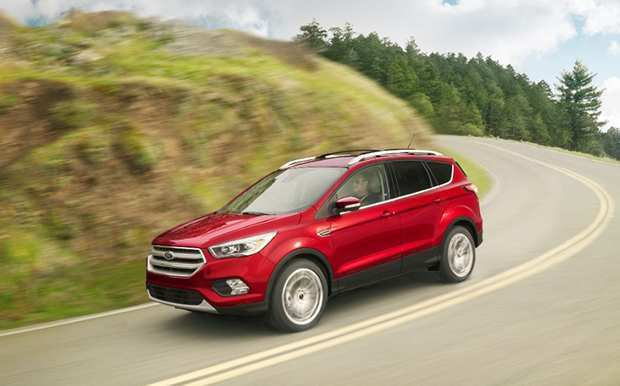 72 All New 2019 Ford Escape Hybrid Specs and Review with 2019 Ford Escape Hybrid