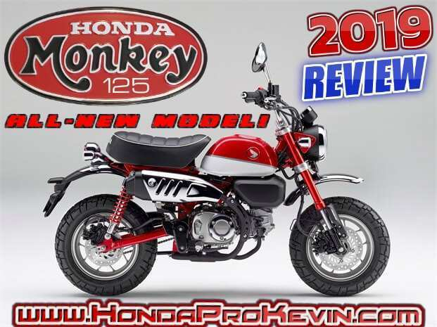 72 All New 2019 Honda 125 Monkey Price for 2019 Honda 125 Monkey