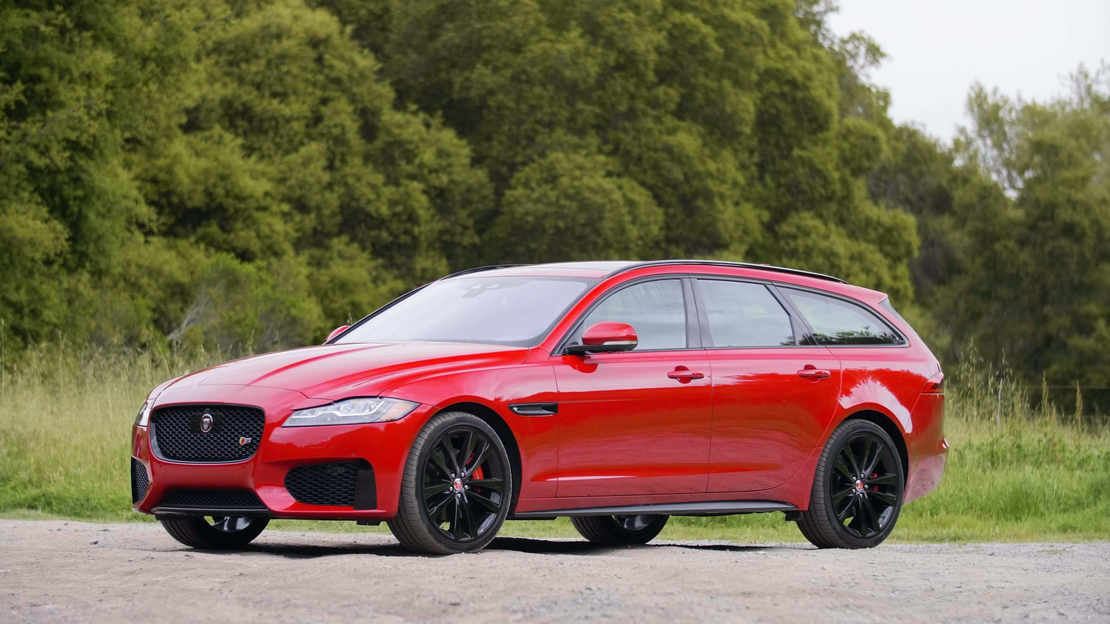 72 All New 2019 Jaguar Wagon Redesign for 2019 Jaguar Wagon