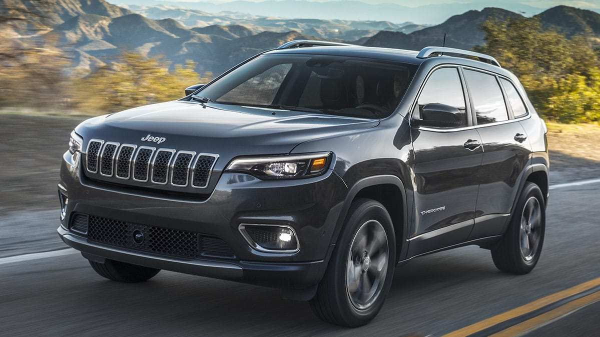 72 All New 2019 Jeep Suv Exterior with 2019 Jeep Suv