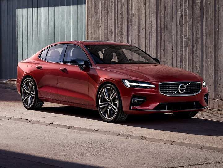 72 All New 2019 Volvo S60 Redesign New Concept with 2019 Volvo S60 Redesign
